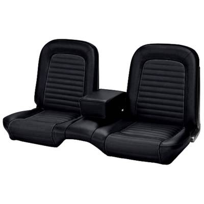 TMI Products - Standard Upholstery for 1966 Mustang Coupe, Convertible, 2+2 w/Bench Seat Front Only - Image 1