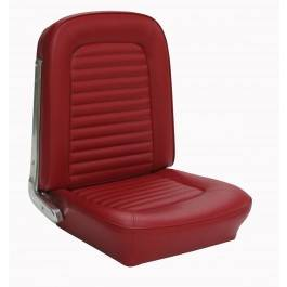 TMI Products - Shelby and Deluxe Upholstery with Comfortweave for 1967 Mustang 2+2 Fastback w/Bucket Seats Front and Rear - Image 2