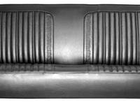 PUI - 1971 - 1972 Chevy Truck Standard Bench Seat Upholstery - Image 2