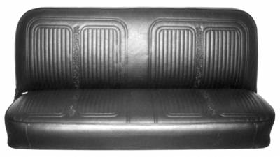 Seats & Upholstery - PUI - 1969 - 1970 Chevy Truck Standard Bench Seat Upholstery