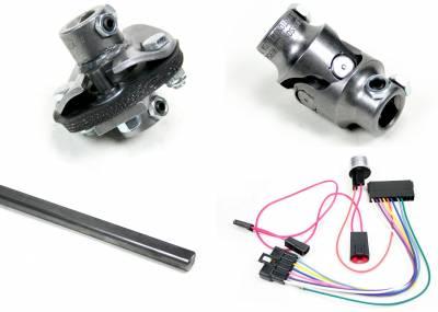 Ididit - Installation Kit - 58 Impala - U/S/R/W - 3/4-36