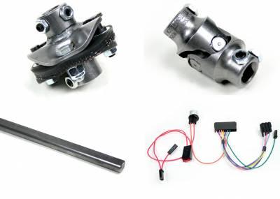 Retrofit Columns - Impala Retrofit Columns - Ididit - Installation Kit - 59-62 Impala - U/S/R/W - 3/4-30