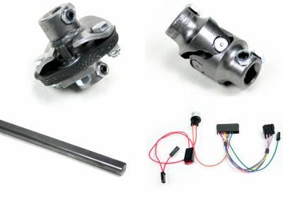 Ididit - Installation Kit - 59-62 Impala - U/S/R/W - 3/4-36