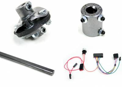 Chevy Truck Retrofit Columns - Installation Kits - Ididit - Installation Kit - 60-62 GM Truck-C/S/R/W - 3/4-36