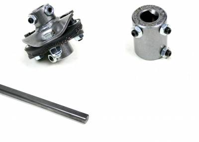 Nova/Chevy II Retrofit Columns - Installation Kits - Ididit - Installation Kit - 60-66 Chevy Truck C/S/R 3/4-30