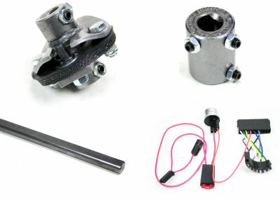 Nova/Chevy II Retrofit Columns - Installation Kits - Ididit - Installation Kit - 63-65 Nova/63-66 GM Truck-C/S/R/W-3/4-36