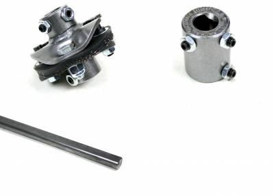 Ididit - Installation Kit - 65 Chevelle/66-8 Chevelle CS CSR 13/16-36