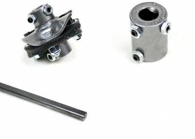 Chevelle Retrofit Columns - Installation Kits - Ididit - Installation Kit - 67-8 Chevelle Floor Shift CSR 836