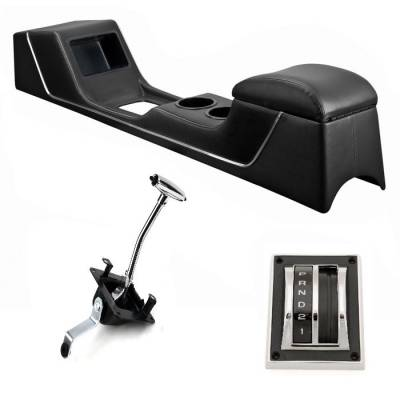 Interior Accessories - Consoles and Accessories