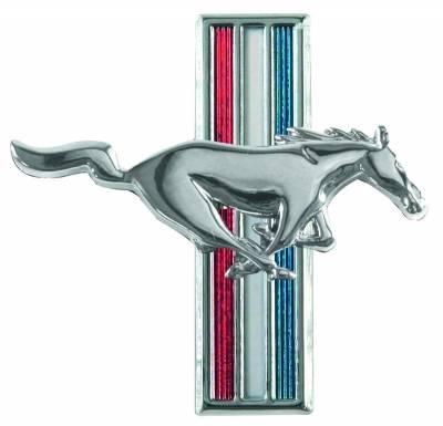 Scott Drake - 1965 - 1966 Mustang Running Horse Fender Emblem - PAIR for Both Sides of Car - Image 2