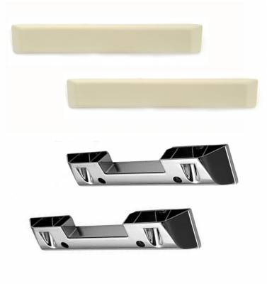 ACP - 1965 - 66 Mustang Arm Rest Base & Pad Set - Your Choice of Color - Image 4