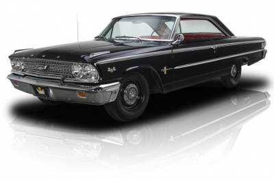 Seats & Upholstery  - Galaxie