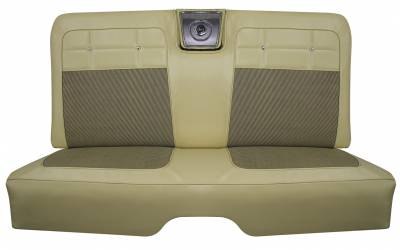 Distinctive Industries - 1962 Impala Split Front & Rear Bench Seat Upholstery - Image 2