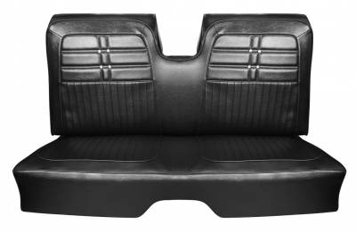 Distinctive Industries - 1963 Impala Split Front & Rear Bench Seat Upholstery - Image 4