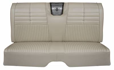 Distinctive Industries - 1964 Impala Standard Front & Rear Bench Seat Upholstery - Image 3