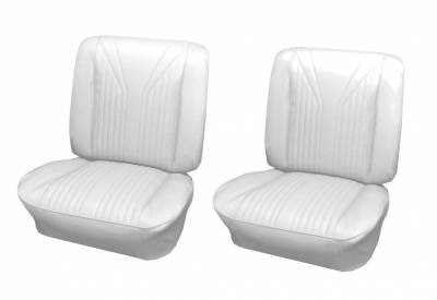 Distinctive Industries - 1965 Impala SS Front Bucket & Rear Bench Seat Upholstery - Image 2