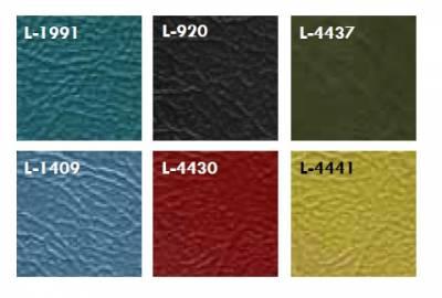 Distinctive Industries - 1962 Impala Rear Quarter Panel Set, Standard and SS - Image 2
