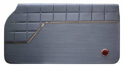 Distinctive Industries - 1962 Impala Door Panel Set, Standard and SS - Image 2