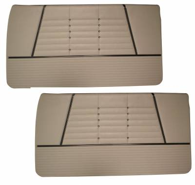 Distinctive Industries - 1964 Impala Door Panel Set, Standard