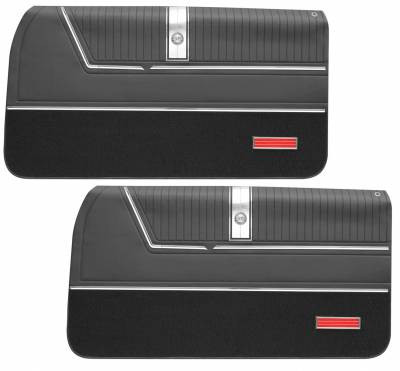 Distinctive Industries - 1965 Impala Door Panel Set, SS