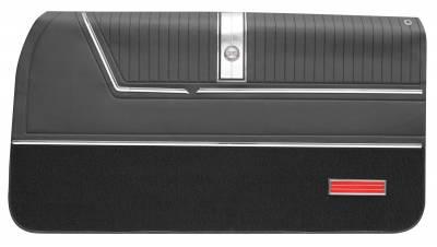 Distinctive Industries - 1965 Impala Door Panel Set, SS - Image 2