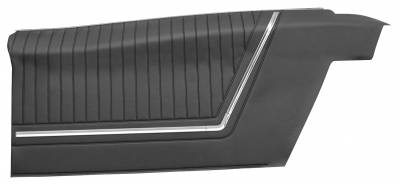 Distinctive Industries - 1965 Impala Rear Quarter Panel Set, SS, Coupe - Image 2