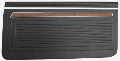 Distinctive Industries - 1970 Nova Door Panel Set, Your Choice of Color - Image 2