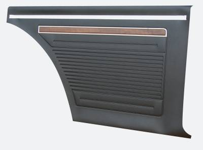 Distinctive Industries - 1970 Nova Rear Quarter Panel Set, Your Choice of Color - Image 2