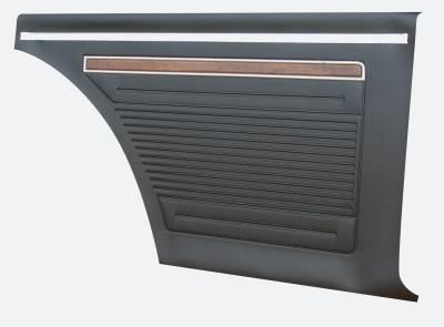 Distinctive Industries - 1971 - 72 Nova Rear Quarter Panel Set, Your Choice of Color - Image 2
