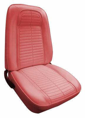 Distinctive Industries - 1967 Firebird Front Bucket & Rear Bench Seat Upholstery - Your Choice of Colors - Image 2
