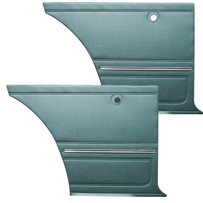 Distinctive Industries - 1968 Firebird Rear Quarter Panels - Your Choice of Colors - Image 1