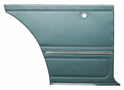 Distinctive Industries - 1969 Firebird Rear Quarter Panels - Your Choice of Colors - Image 2