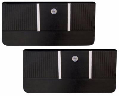 Door & Quarter Panels - Factory Style Replacments - Distinctive Industries - 1964 Chevelle/El Camino Door Panels