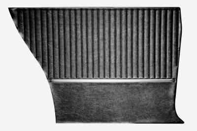 Distinctive Industries - 1964 Chevelle Pre-Assembled Rear Quarter Panels - Image 2