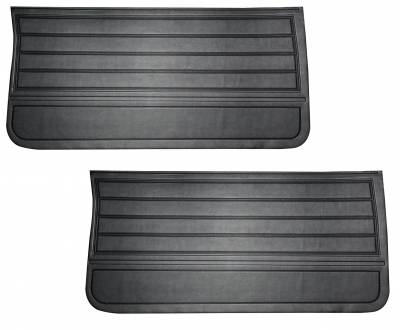 Door & Quarter Panels - Factory Style Replacments - Distinctive Industries - 1965 Chevelle/El Camino Door Panels