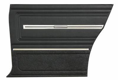 Distinctive Industries - 1966 Chevelle Pre-Assembled Rear Quarter Panels - Image 2