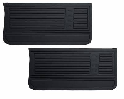 Door & Quarter Panels - Factory Style Replacments - Distinctive Industries - 1967 Chevelle/El Camino Door Panels