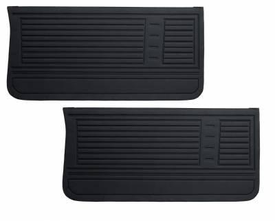 Chevelle/El Camino - Door & Quarter Panels - Distinctive Industries - 1967 Chevelle/El Camino Door Panels
