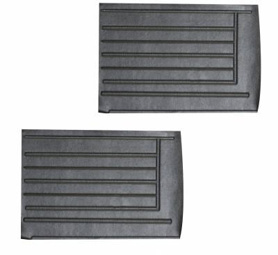 Convertible Quarter Panels