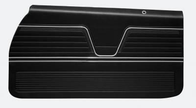 Distinctive Industries - 1969 Chevelle/El Camino Pre-Assembled Door Panels - Image 2