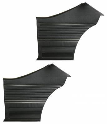 Chevelle/El Camino - Door & Quarter Panels - Distinctive Industries - 1969 Chevelle Pre-Assembled Rear Quarter Panels