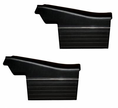 Distinctive Industries - 1969 Chevelle Pre-Assembled Rear Quarter Panels - Image 3