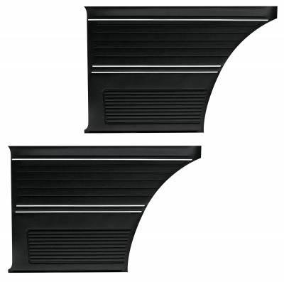 Chevelle/El Camino - Door & Quarter Panels - Distinctive Industries - 1969 Chevelle Rear Quarter Panels