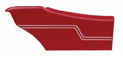 Distinctive Industries - 1970 -72 Chevelle Pre-Assembled Rear Quarter Panels - Image 2