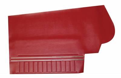 Distinctive Industries - 1970 -72 Chevelle Pre-Assembled Rear Quarter Panels - Image 5