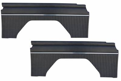 Ford Bronco - Door and Quarter Panels - Distinctive Industries - 1966 - 76 Ford Bronco Door Rear Quarter Panel Set