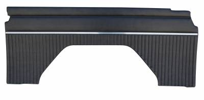 Distinctive Industries - 1966 - 76 Ford Bronco Door Rear Quarter Panel Set - Image 2