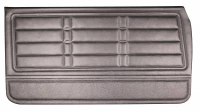 Impala, Bel Air, Caprice - Door & Quarter Panels - Distinctive Industries - 1966 Impala Door Panel Set, SS or Standard