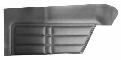 Impala, Bel Air, Caprice - Door & Quarter Panels - Distinctive Industries - 1966 Impala Rear Quarter Panel Set, SS or Standard