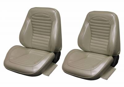 Distinctive Industries - 1965 Mustang Standard Touring II Front Bucket Seats - Image 2